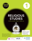Image for OCR religious studies. : A level Year 1 and AS