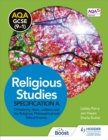 Image for AQA GCSE religious studiesSpecification A