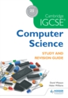 Image for Cambridge IGCSE computer science study and revision guide