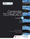 Image for Cambridge technicalsLevel 3,: IT