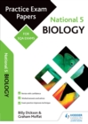 Image for National 5 biology: practice papers for SQA exams