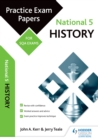 Image for National 5 history: practice papers for SQA exams