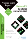 Image for National 5 business management: practice papers for SQA exams