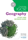 Image for Cambridge IGCSE geography.: (Study and revision guide)