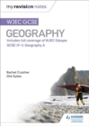 Image for WJEC GCSE geography  : includes full coverage of WJEC Eduqas GCSE (9-1) Geography A