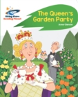 Image for The queen's garden party.