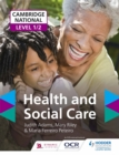 Image for Health and social careCambridge National Level 1/2
