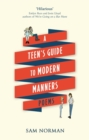 Image for The teen's guide to modern manners  : poems