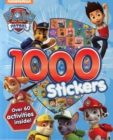 Image for Nickelodeon PAW Patrol 1000 Stickers : Over 60 activities inside!
