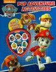 Image for Nickelodeon PAW Patrol Pup Adventure Activities : With 6 amazing erasers!