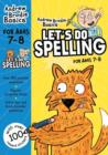Image for Let's do spelling7-8