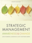 Image for Strategic management  : awareness & change