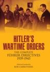 Image for Hitler?s Wartime Orders