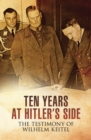 Image for Ten years at Hitler's side