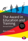 Image for The Award in Education and Training