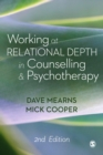 Image for Working at relational depth in counselling & psychotherapy
