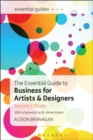 Image for The essential guide to business for artists and designers