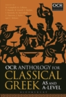 Image for OCR anthology for classical Greek AS and A-level