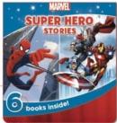 Image for Marvel Super Hero Stories : 6 Books Inside!