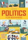 Image for Usborne politics for beginners