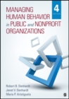 Image for Managing human behavior in public and nonprofit organizations