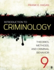 Image for Introduction to criminology  : theories, methods, and criminal behavior