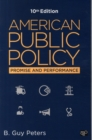 Image for American public policy  : promise and performance