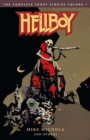 Image for Hellboy  : the complete short storiesVolume 1