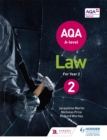 Image for AQA A-level law for year 2