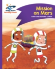 Image for Reading Planet - Mission on Mars - Purple: Comet Street Kids