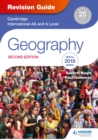 Image for Cambridge International AS/A Level Geography Revision Guide 2nd edition