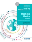 Image for Cambridge IGCSE and O level business studies