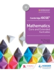 Image for Cambridge IGCSE mathematics: core and extended