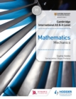 Image for Cambridge international AS & A level mathematics mechanics