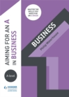 Image for Aiming for an A in A-level business