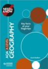 Image for AQA A-level geography