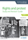 Image for Rights and protest: study and revision guide. : Paper 1
