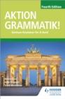 Image for Aktion Grammatik!  : German grammar for A Level