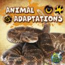 Image for Animal adaptations