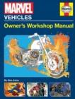 Image for Marvel Vehicles: Owner's Workshop Manual
