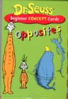 Image for Dr Seuss Flash Cards - Opposites