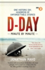 Image for D-Day  : minute by minute