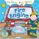Image for Fire Engine Sticker Playbook
