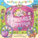 Image for Sticker Playbook Princess Carriage