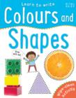 Image for Learn to Write -  Colours and Shapes