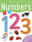 Image for Learn to Write Numbers