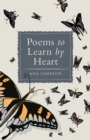 Image for Poems to learn by heart