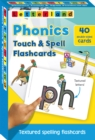 Image for Phonics Touch & Spell Flashcards : Textured Spelling Flashcards