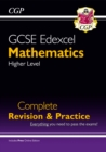 Image for GCSE Maths Edexcel Complete Revision & Practice: Higher - Grade 9-1 Course (with Online Edition)