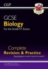 Image for New Grade 9-1 GCSE Biology Complete Revision & Practice with Online Edition